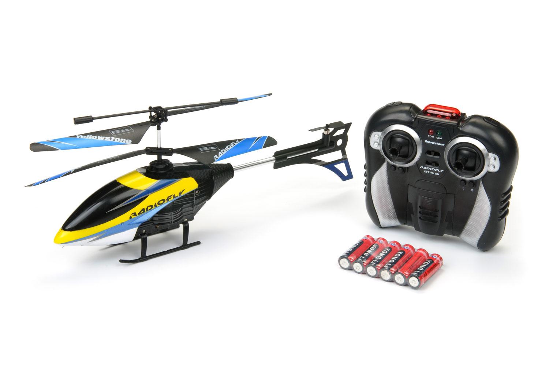 Elicottero Radiofly : Radiofly yellowstone ltd