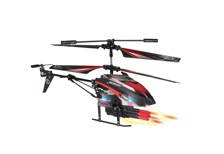 Elicottero Radiofly : Radiofly hellfire